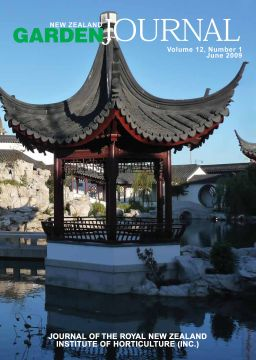 The Chinese Garden in Dunedin. Image: Murray Dawson.