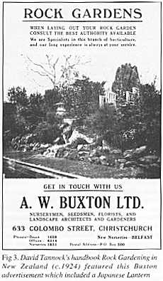 Fig 3. Buxton Advertisement