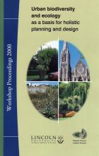 Urban Biodiversity and Ecology as a Basis for Holistic Planning and Design
