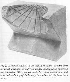 Fig 2. Hemcyclium now in the British Museum